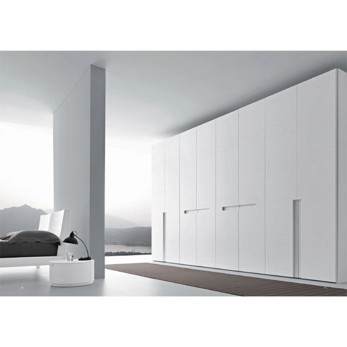 Tecnopolis Wardrobe With Alibi Doors Presotto