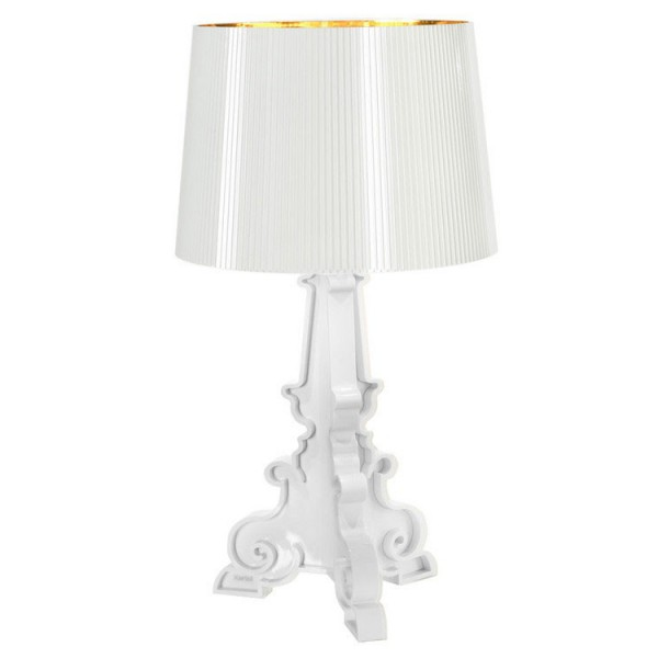 Kartell bourgie lamp baroque style lamp designed by for Ferruccio laviani bourgie lamp