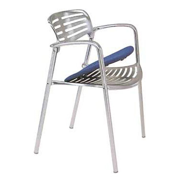Toledo Stacking Chair By Jorge Pensi