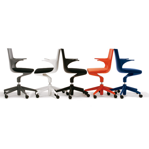 Kartell Spoon chairs