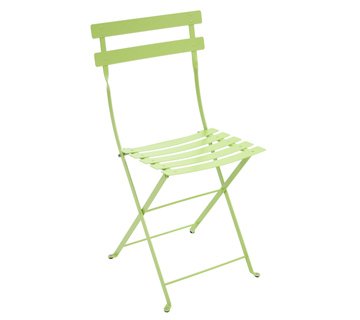 Bistro chair aniseed green