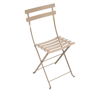 Fermob Bistro Chair Authentic Metal Folding Bistro Chairs