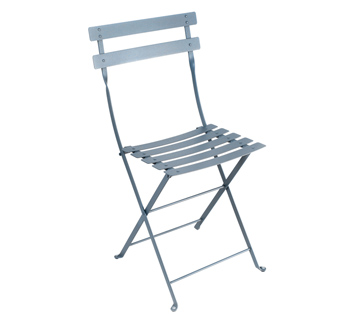 Bistro chair storm grey