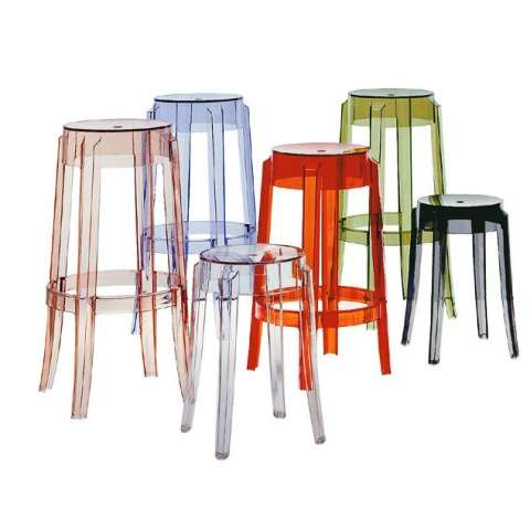 Charles Ghost stool
