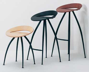 Magis Lyra Barstool As Seen On Nigella Bites