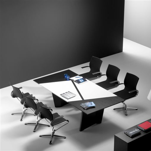 Origami meeting table